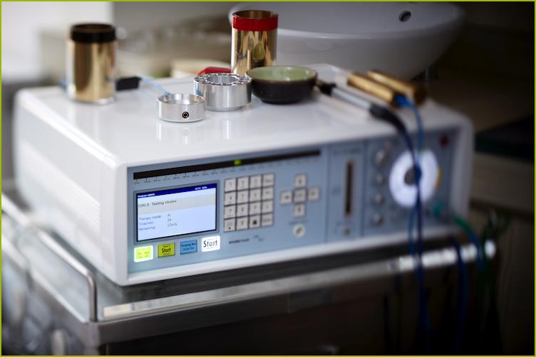 BICOM optima bioresonance machine